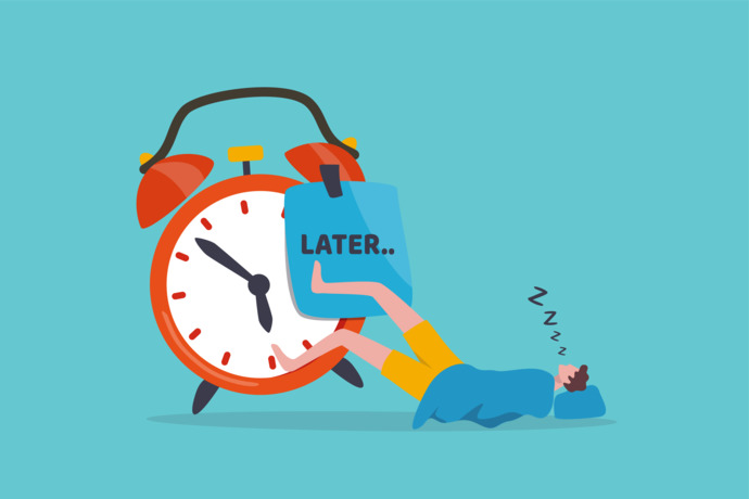 Do you put the pro in procrastination?