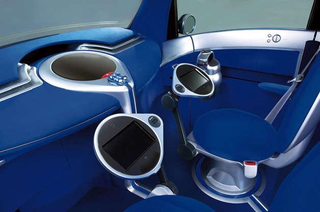 Toyota Pod (2002)