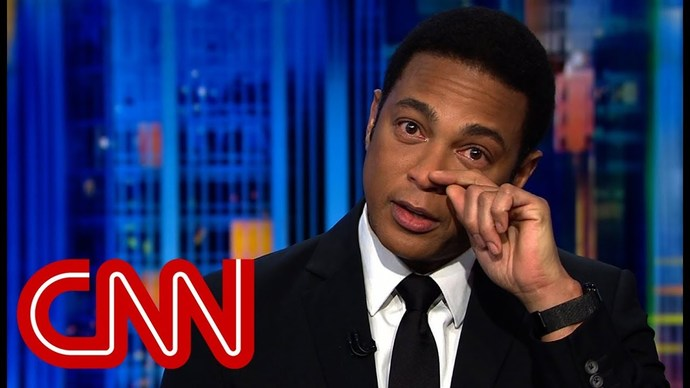 Whos your favorite man child and cry baby on CNN?