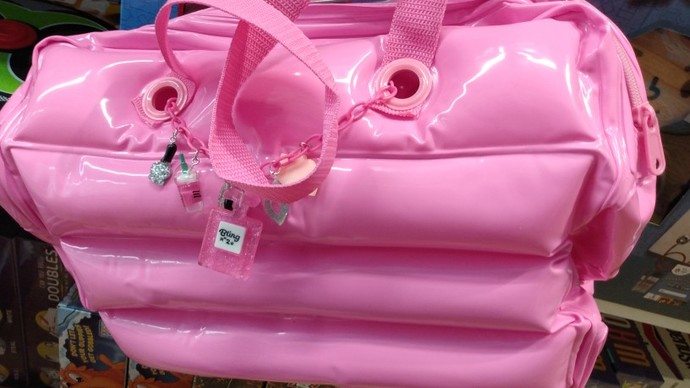 What do you think of an inflatable purse?