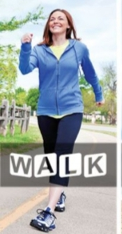 Do You Prefer To Walk, Jog Or Run For Exercise?