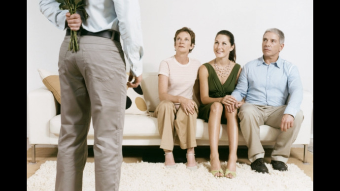If your partner's parent refused to bless your proposal, would you still propose anyway?