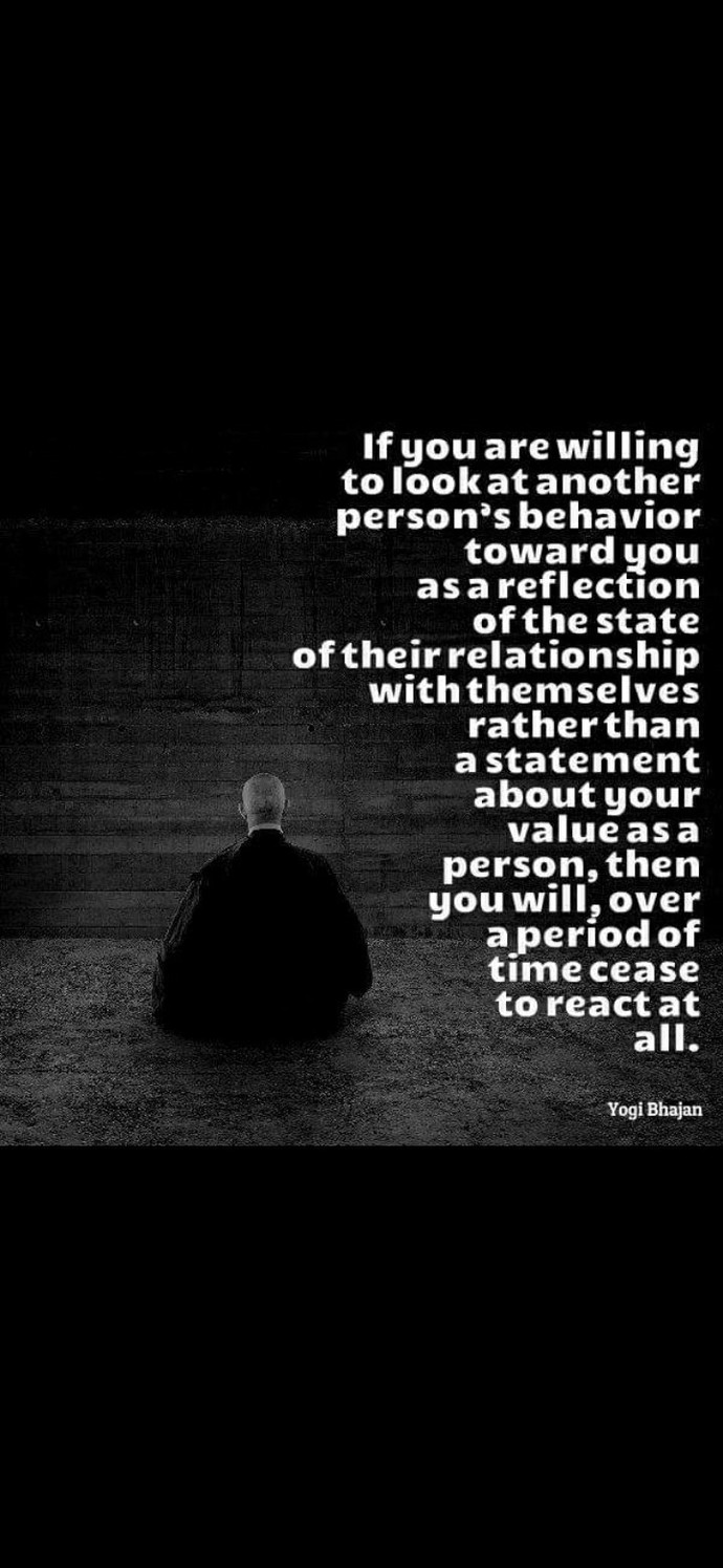 This saying! Read it! And then, reread it! Let it sink in! Do you agree?