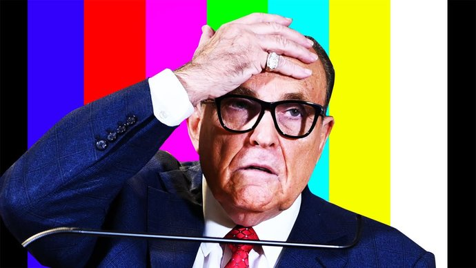 Rudy must be screwed, right?