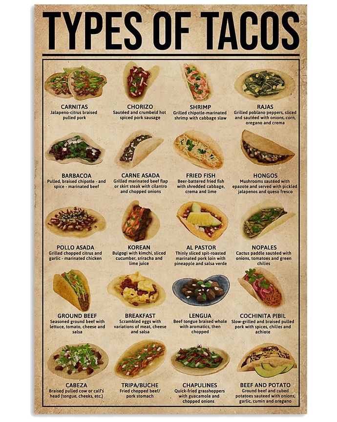What is your favorite kind of taco?