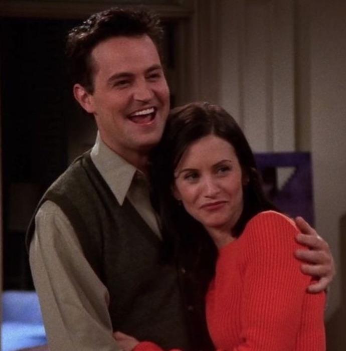 Chandler & Monica