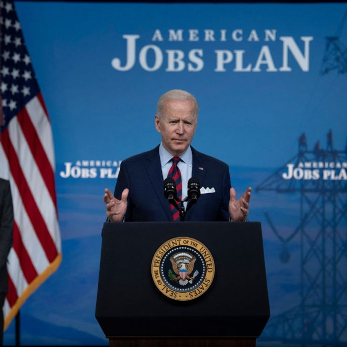 Do you support Joe Bidens job plan?