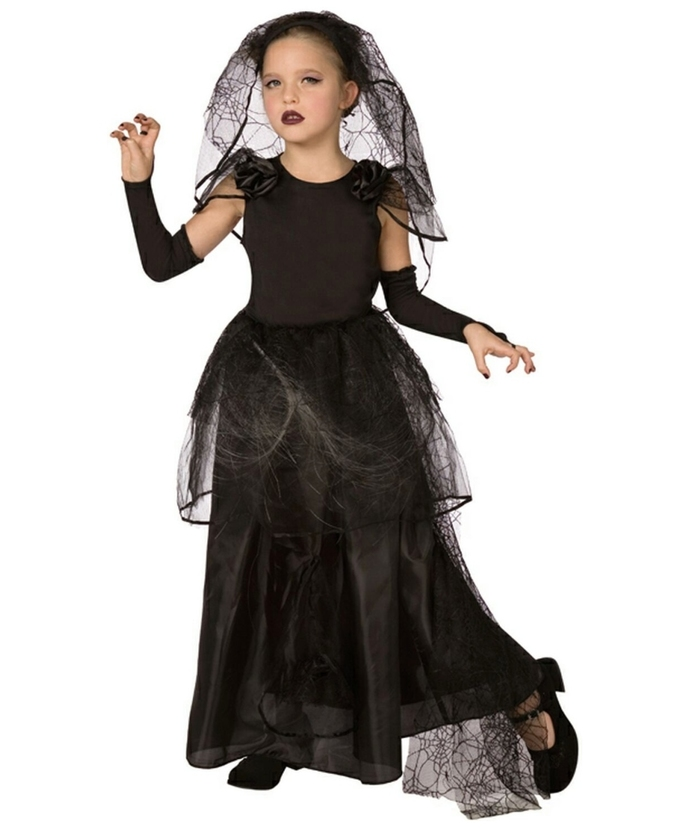 Disaster struck me. I recently got custody over my 6 year old daughter because my ex wife passed away, what should i dress her in for the funeral?