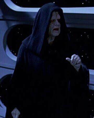 What are the chances that there could be an intergalactic emperor similar to that from the Star Wars series of films?