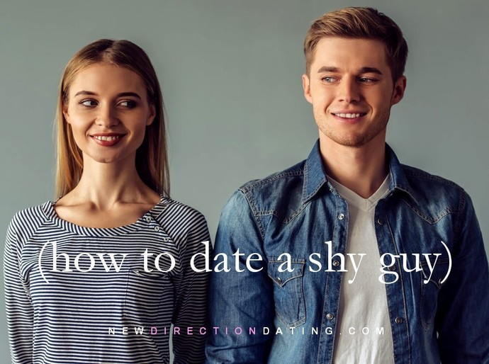 Can being shy be an attractive quality in men?