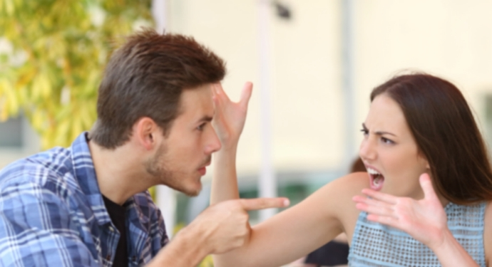 Have you ever been unjustly accused of cheating on your partner/spouse?