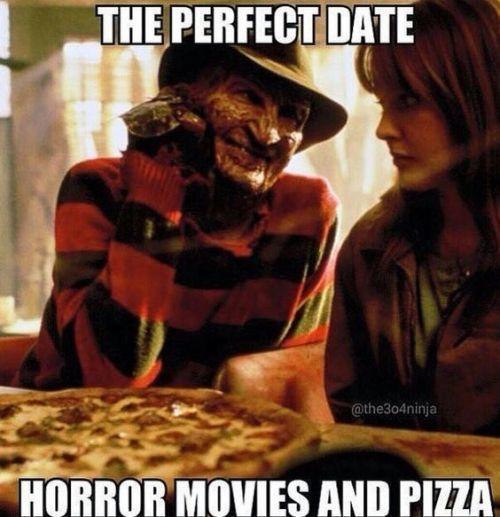 Favorite horror movies?