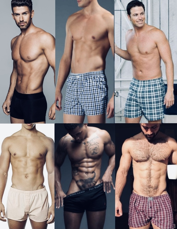 Who rocks boxers better?