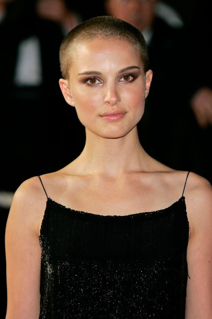 How do you feel about women who shave their heads almost bald (aside from cancer-related reasons)?