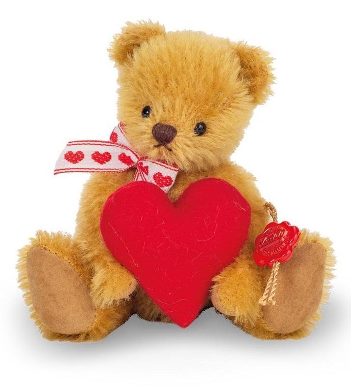 Teddy bears, hearts, confetti - do you like sugary, sappy, colorful stuff?