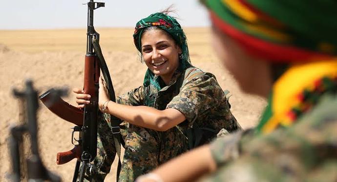 Kurdish peshmerga