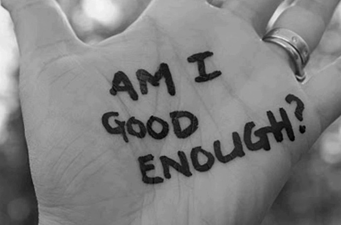 Have you overcome your insecurities?