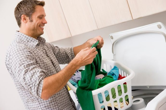 What household chore do you dislike doing the most around your residence?
