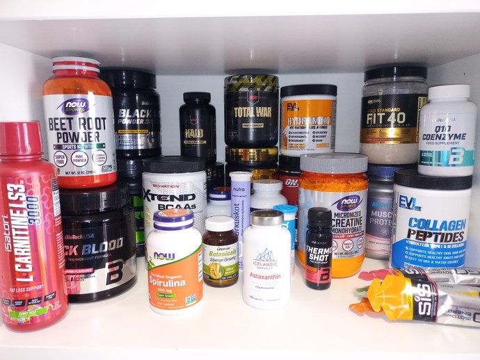 Do you take supplements?