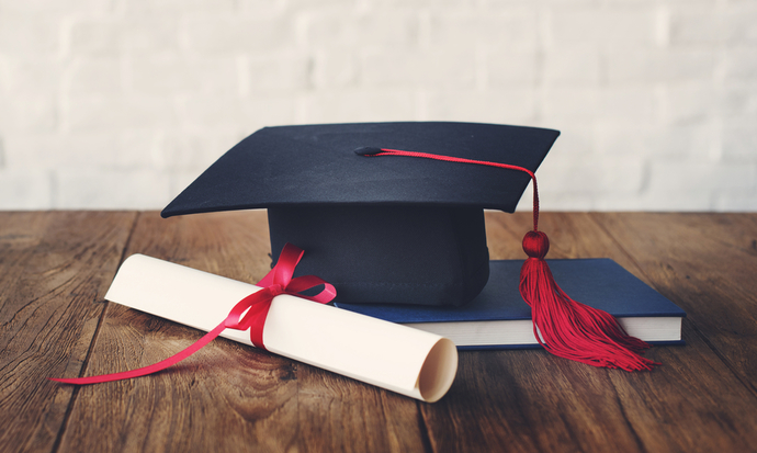 Is an online course certificate just as good as a college degree?