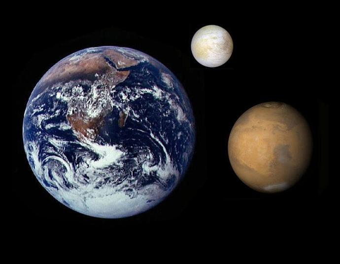 Do you think Mars or Europa is more likely to have life on it?