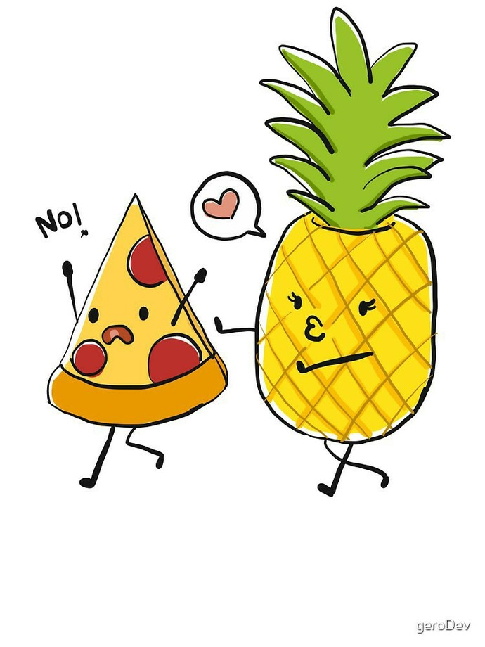 Pineapples on pizza: when will the madness end?
