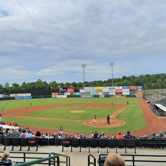 Have you ever been to a Minor league baseball game?