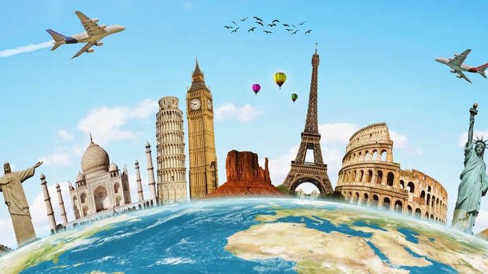 What countries are in your travel bucket list after the pandemic?