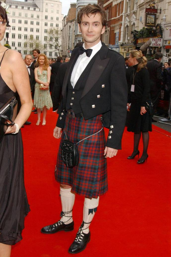 So ladies, what are your opinions on guys in kilts?