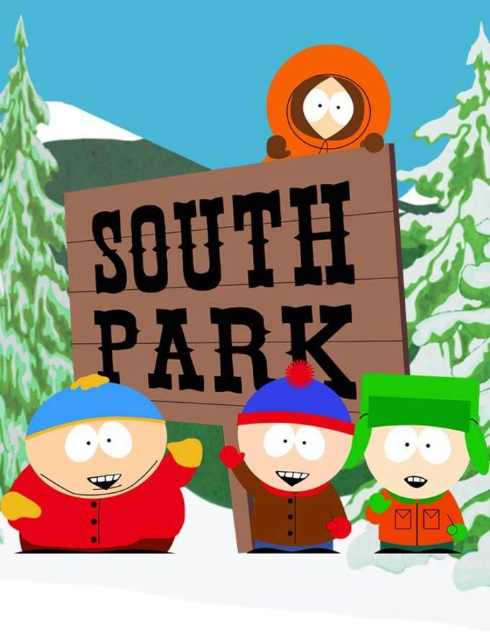Do you find South Park funny?