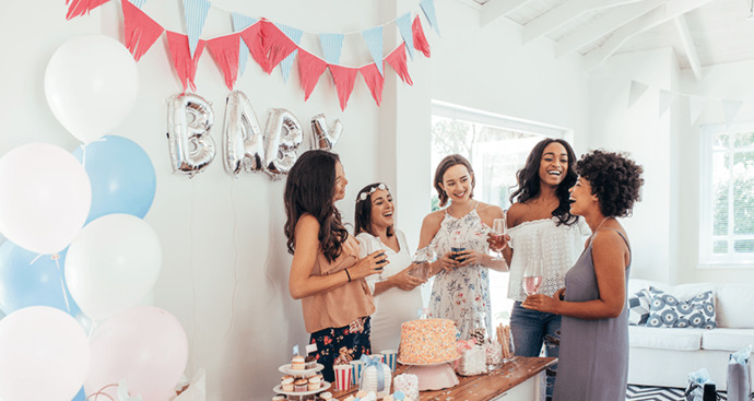 Why dont men have baby showers, isnt that disgusting?