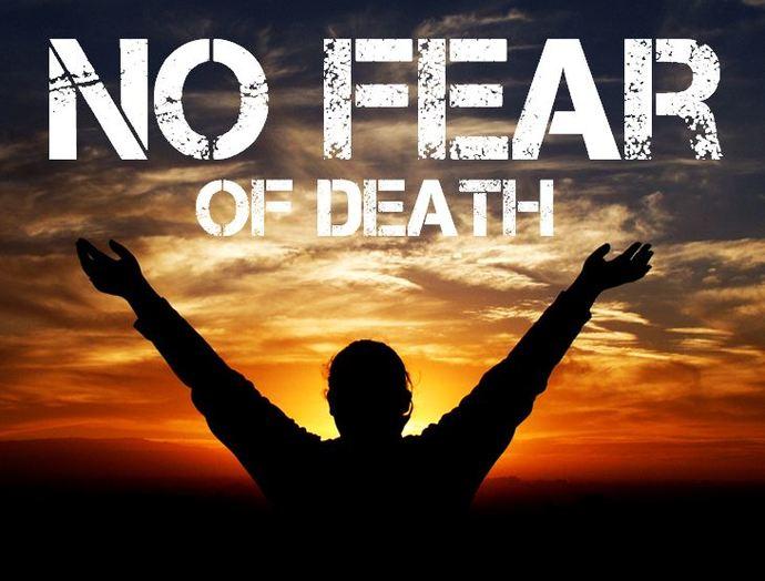 Anyone else no longer fear death?