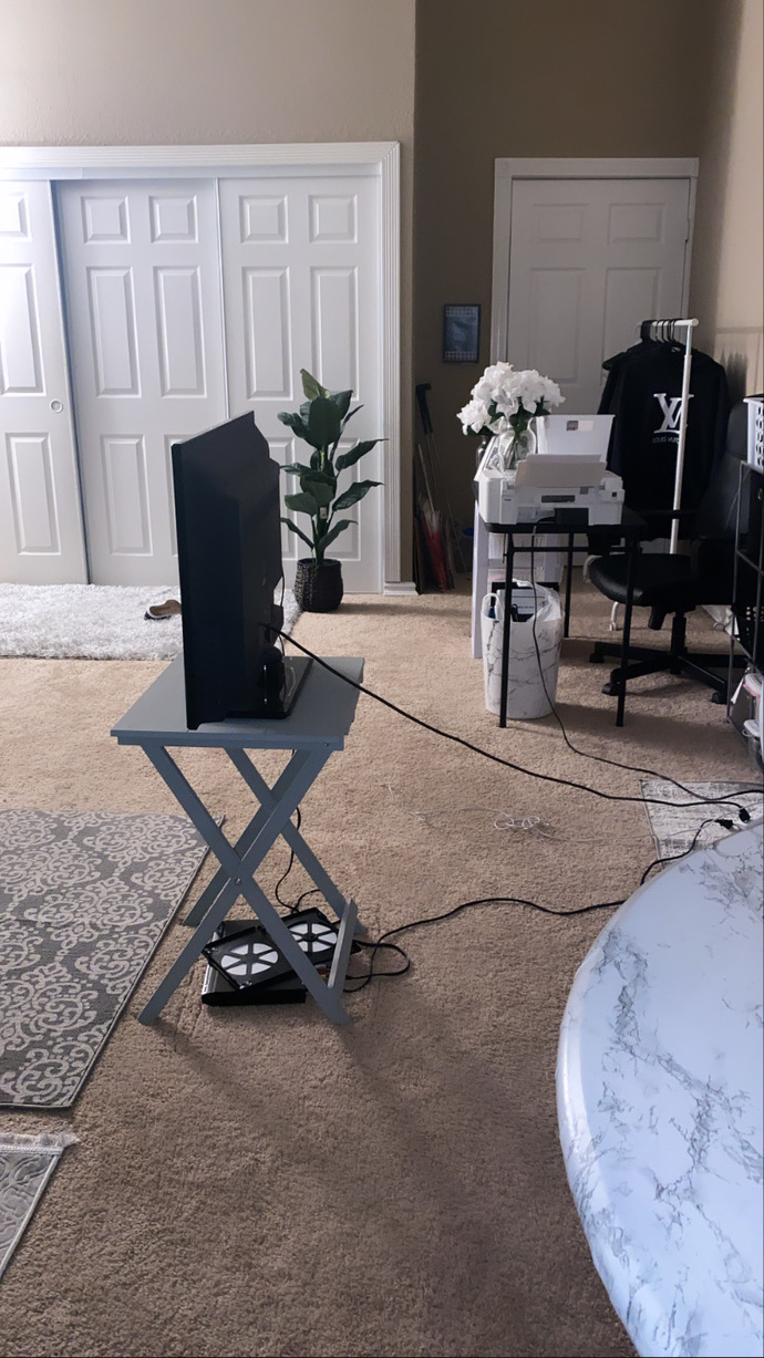 Should I move to an apartment? is my studio ugly?