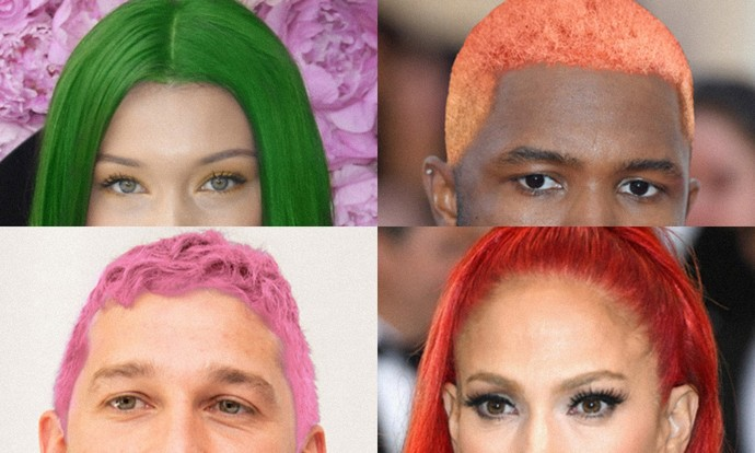 Do people with weird hairstyles or bold hair colors do it mainly for themselves or for attention?