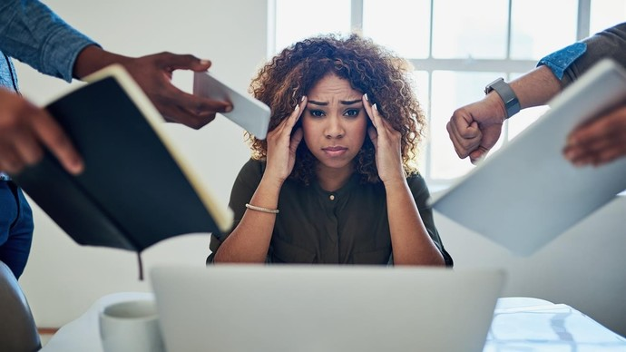 Which would you choose: A higher paying job that is stressful or a lower paying job that is laid back and less stress?