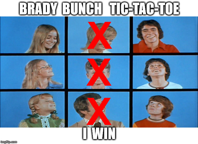 Who's Your Favorite Brady?