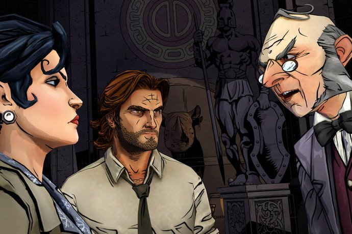 Gamers out there, have you played The Wolf Among Us? If yes, what are your thoughts?