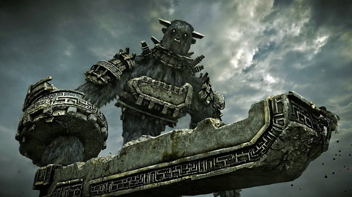 Would YOU murder 16 innocent Colossi if it guaranteed that your lover would be resurrected from death?