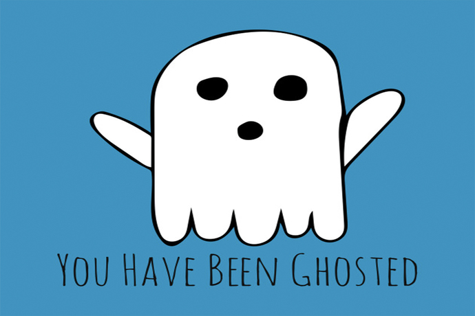 Would you rather be rejected or ghosted?