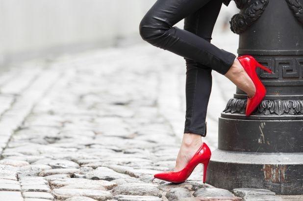 Some jobs require women to wear heels, should we also require men to wear heels in those same jobs?