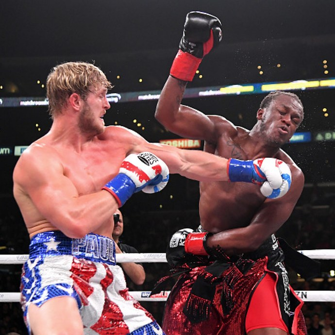 Logan Paul The Peoples Champ!!! After his victory over Mayweather Jr who should he fight next?