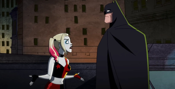 Is Batman the type to be engaging in oral sex and one night stands?