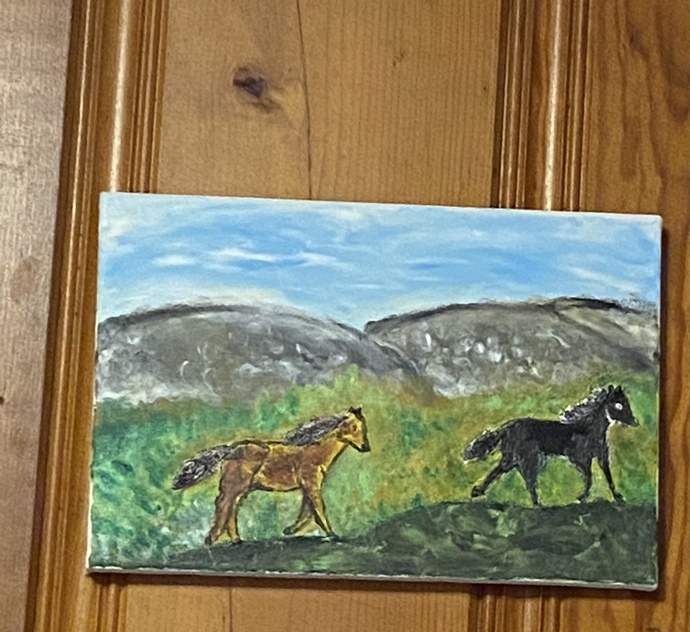 What you think about my paintings?