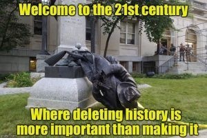 Can Republicans and conservatives start removing democratic and liberal statues?