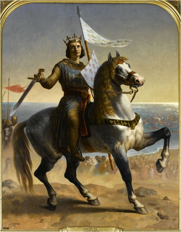 Have you ever heard of Saint Louis, King of France?