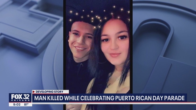 Puerto Rican flag confused for confederate flag led to the killing of a Puerto Rican couple during a Puerto Rican parade. Do the flags look the same?
