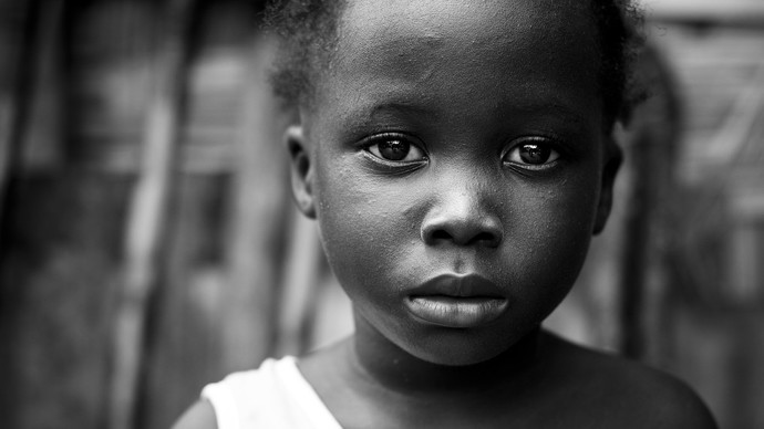 Anytime you make a big purchase, do you ever think about how many African children you could of fed?