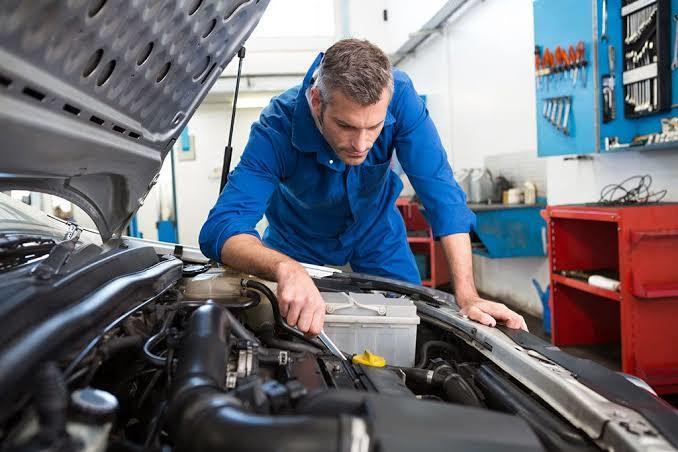 I Will Do The Auto Repair Profession?
