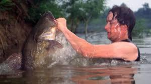 If someone asked you out on a first date to go noodling with them, would you go?