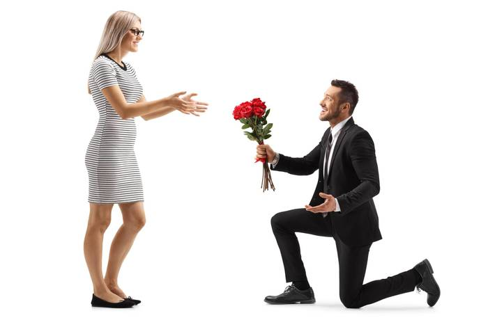 Who is the prize when it comes to dating and relationships... a MAN or a WOMAN?